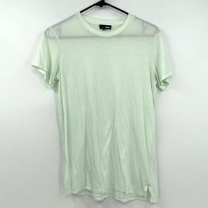 Wilfred Free Divina Tee Shirt Sz XS Sheer